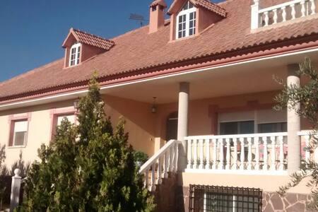 Casa de LOZANO Y RUEDA (10 personas - Moratalla