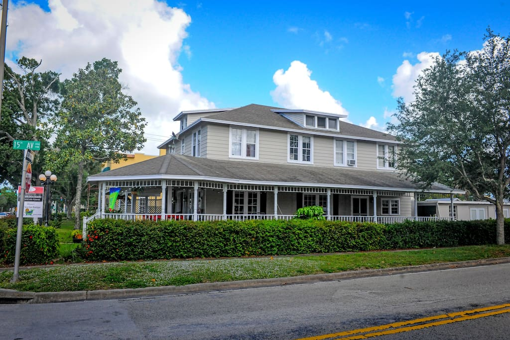 Rosewood inn maisons louer vero beach floride - Decoration eclectique appartement centre ville floride ...