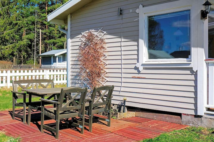 5 person holiday home in HJO