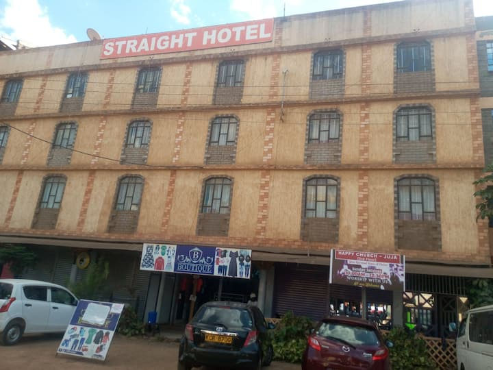 Located opposite Jomo Kenyatta university