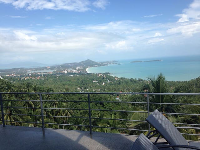 Luxury3 bedroom Sea View chawengnoi - Ko Samui - Villa