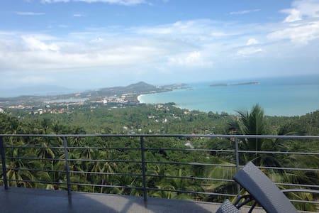 Luxury3 bedroom Sea View chawengnoi - Ko Samui - Vila