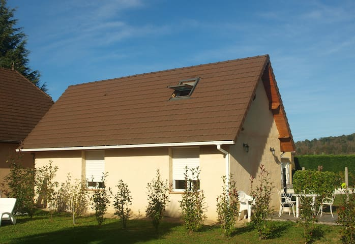 45m2 house with garden - Assat - Hus
