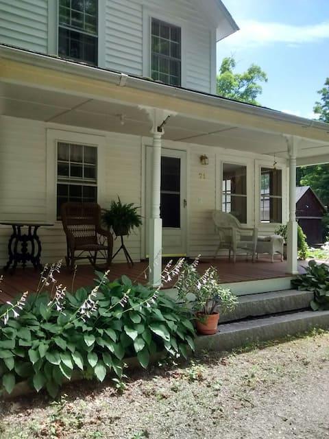 Farmhouse Suite on Berkshire Farm