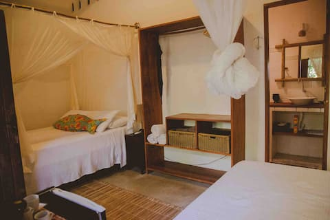 Suites da Loja - Caraíva (suite maior)