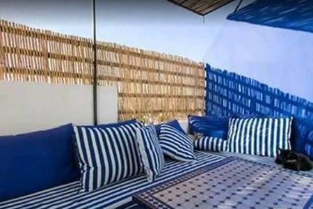 Maison beldi, 30m de la mer - El Jadida - Casa