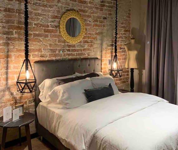 HOTEL CASA EMILIA.   Room No. 4 (Great location)