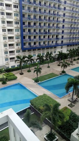 1BR Unit Mall of Asia - Sea Residences with Wifi - Pasay - Apartment