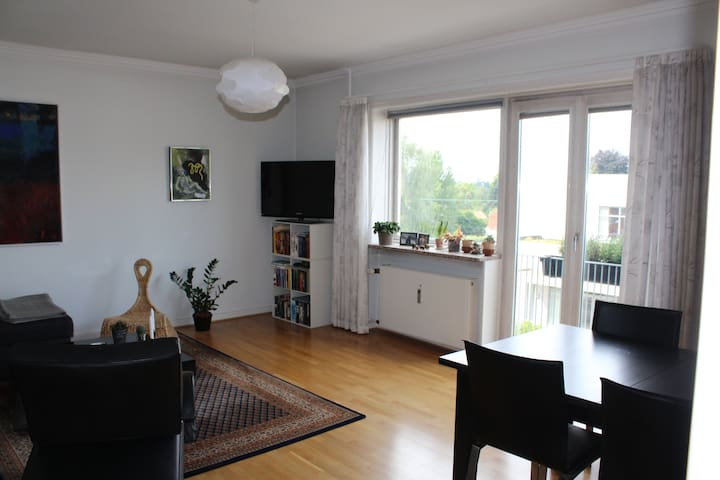 Very nice appartment in Holte close to Copenhagen