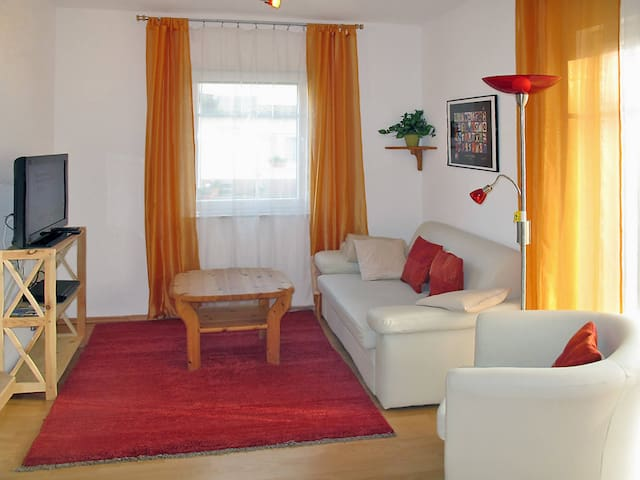 Fewo Abt - Zempin - Appartement