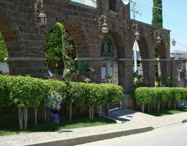 Ex Hacienda Irámuco