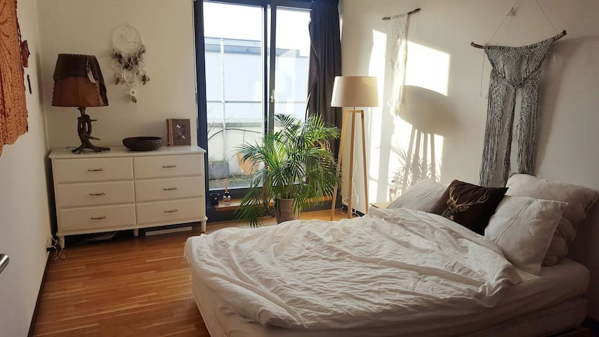 Charming Room in Shared Flat - Zürich - Apartment