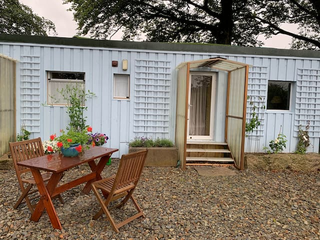 The Herdsman's Hut-a real farm stay