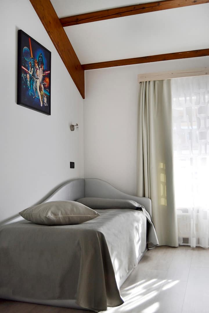 Single room in Dimaro
