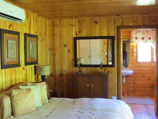 Karoo Gariep Nature Reserve - Stoffels Rus Cabin