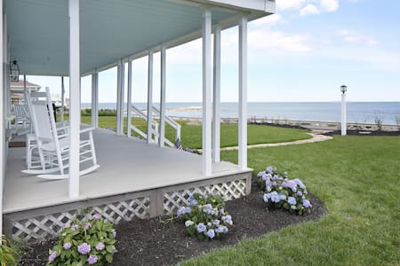 Panoramic Oceanfront 4 Bdrm 2 Baths - Marshfield