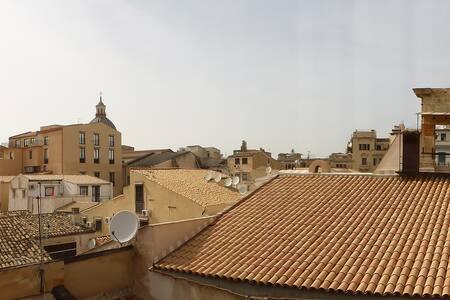 camera con vista - Palermo - Wohnung