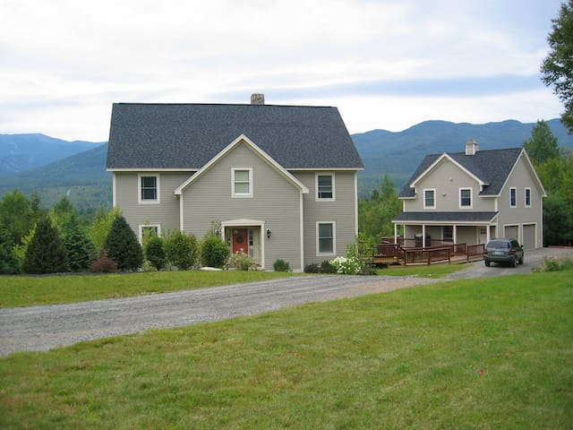Beautiful in-law apt & location in Franconia, NH - Franconia - อพาร์ทเมนท์