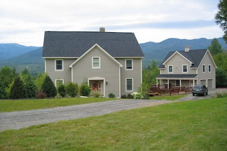 Beautiful in-law apt & location in Franconia, NH - Franconia - Apartamento