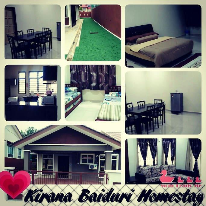 Kirana Baiduri Guest House
