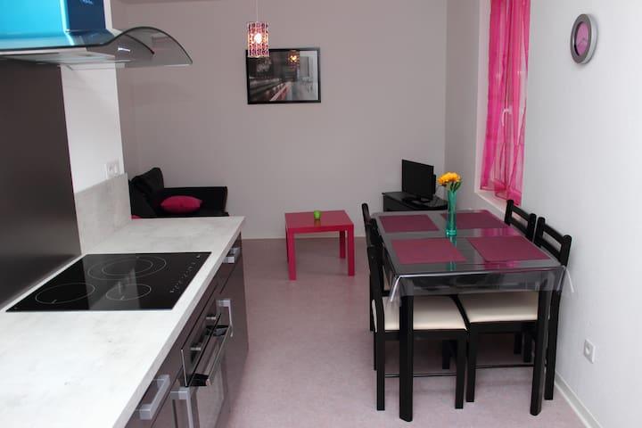 Appartement moderne et confortable idéal pour cure