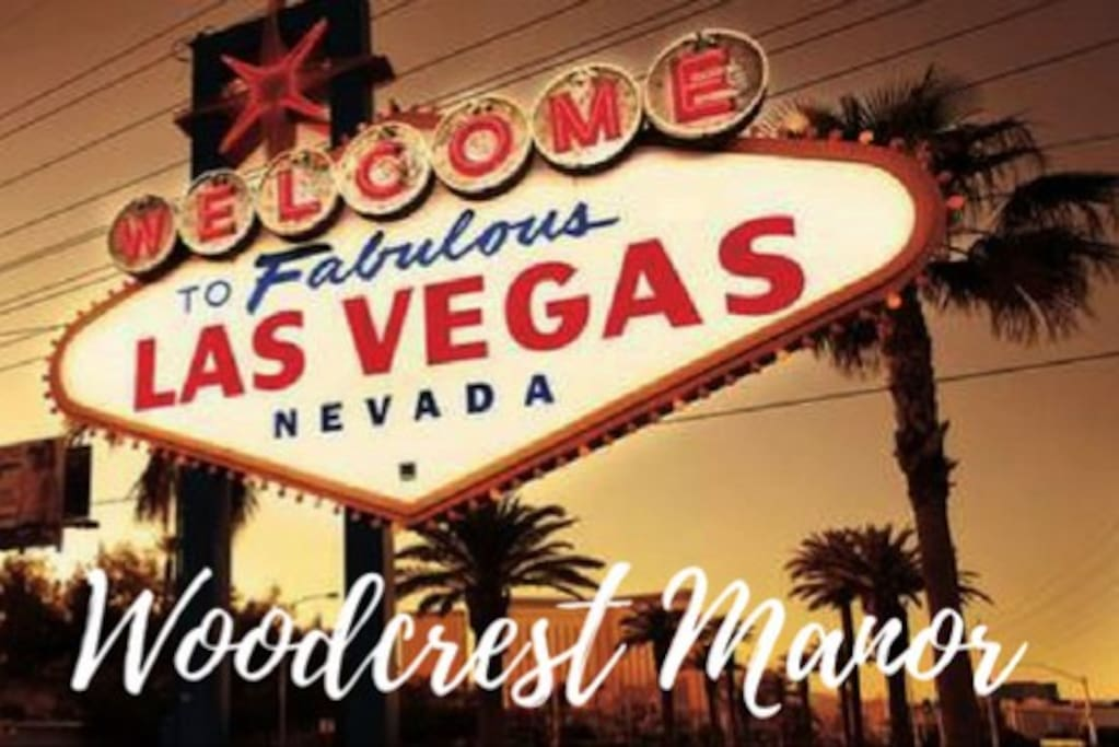 Welcome at Woodcrest Manor LV :)