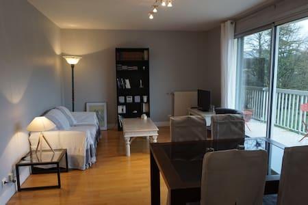 Appart entier au vert proche Chantilly - Gouvieux - Appartement