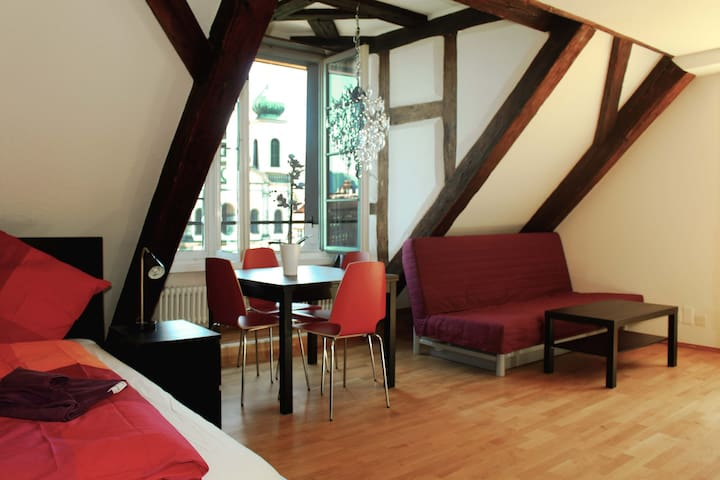 Chapel bridge Apartment - Mars IVa - Luzern - Daire