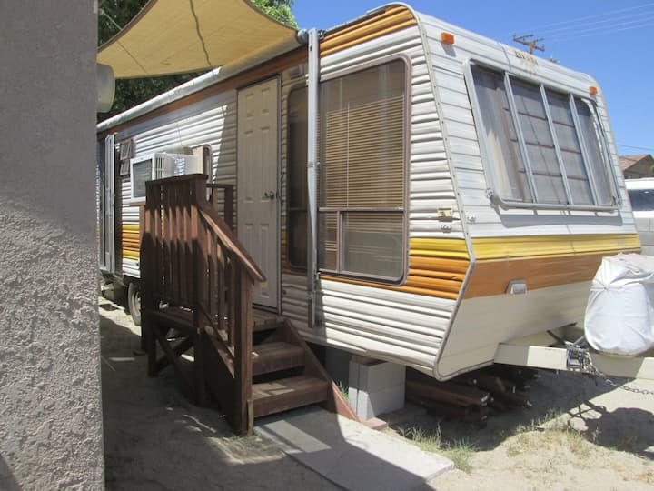 1983 Alfa Gold RV, a 26 footer that sleeps 6