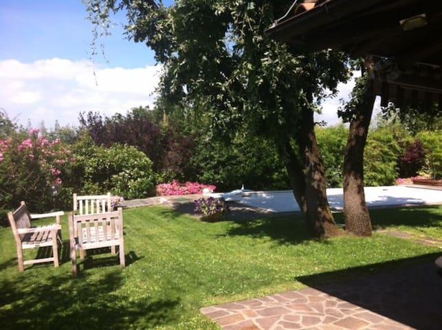 Villa di lusso con piscina,idromassaggio e sauna - Villaggio Dante Alighieri - Villa