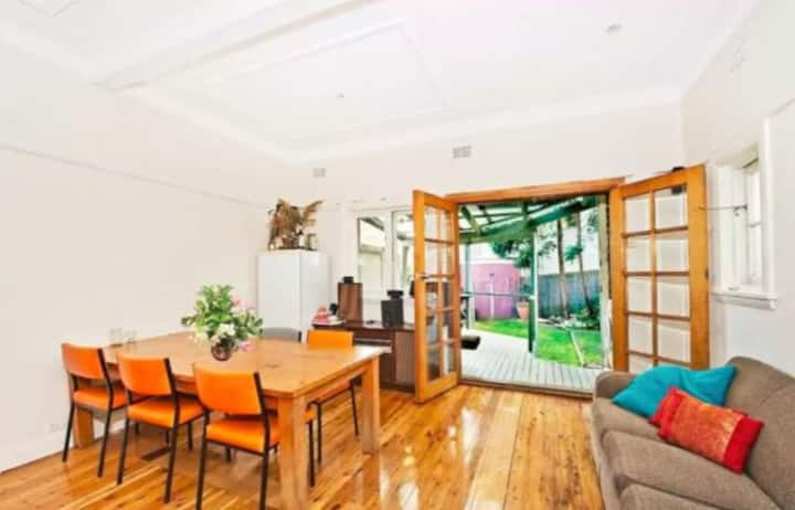 Private cosy room in North Bondi