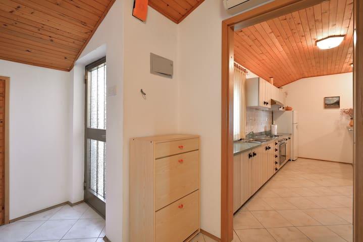 Haus Rosanna Apartment Soline - Seča - Wohnung