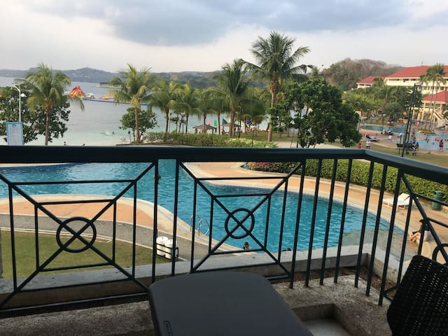 Beachfront 2BR Condo Canyon Cove  Nasugbu Batangas