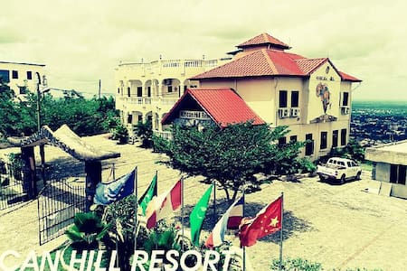 African Hill Resort (Approved)