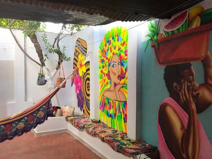 Amplia casa en Santa Marta 10 minutos de la bahía