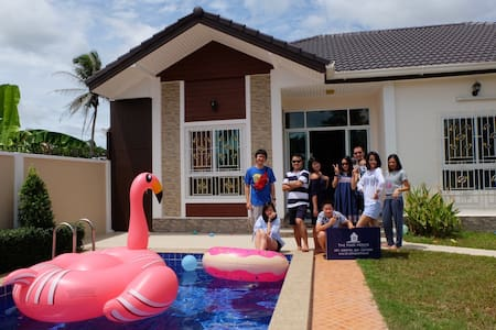 The Pool House Pattaya-3Bedrooms - Hus