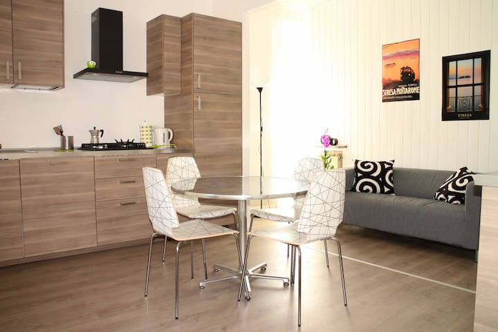 Lovely apartment in Stresa - Stresa - Apartment