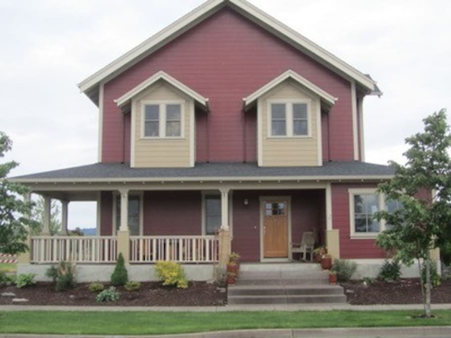 Custom Built 3bd 2 5ba Home In Oregon Wine Country