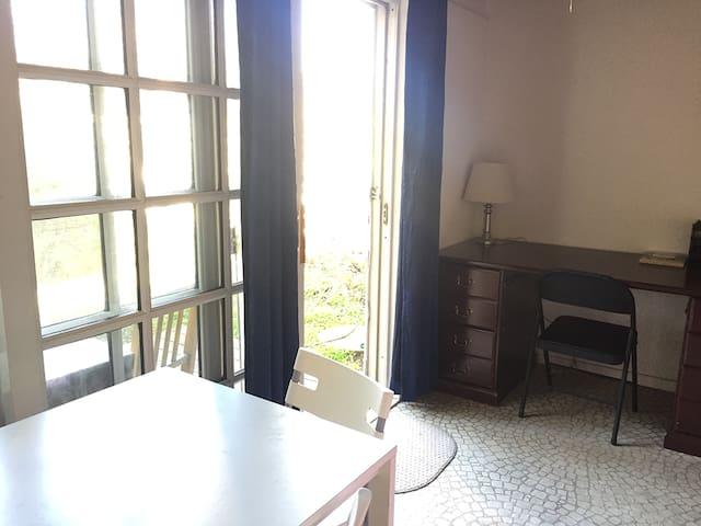 Cozy private studio room in Palo Alto