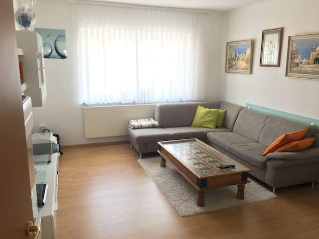 Zentrale Wohnung im Herzen Ulms - Ulm - Lägenhet