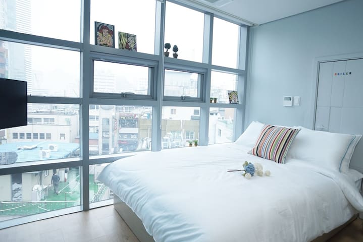 ★Big City View☆ MyeongDong Guest house