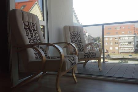 Przytulne studio na spokojnych Maślicach - Wrocław - Apartmen
