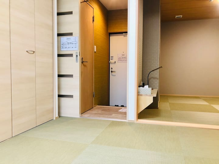 OHAYO hotel 匯家・北池袋 全新榻榻米旅馆 独立卫浴 private bathroom 1