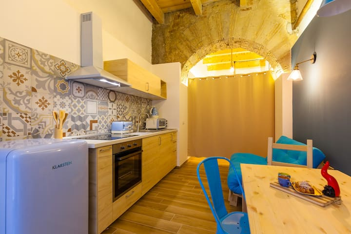 Limoncello loft House,in the heart of naples!