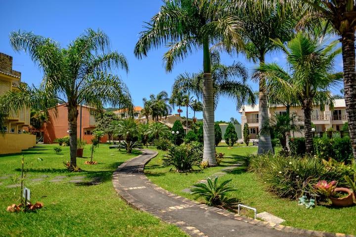 Villa Oliva Tennis, Um lindo lugar! Apto #30
