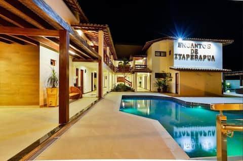 Encantos de Itaperapuã - Hotel Boutique