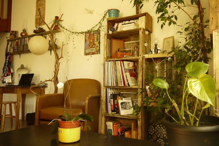 Bel appartement avec terrasse ensoleillée - Chabeuil - Apartemen