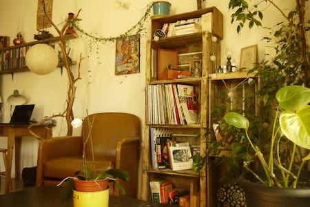 Bel appartement avec terrasse ensoleillée - Chabeuil - Daire