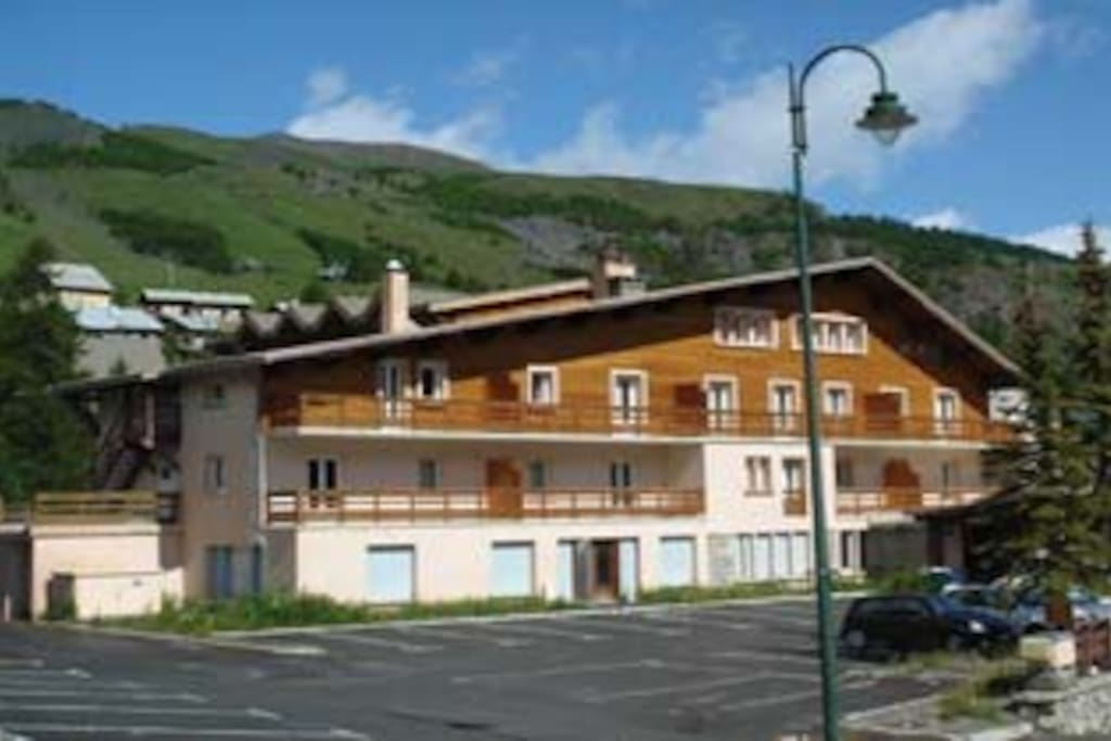 Les myrtilles appart 4 6 personnes plein sud for Appart hotel 4 personnes