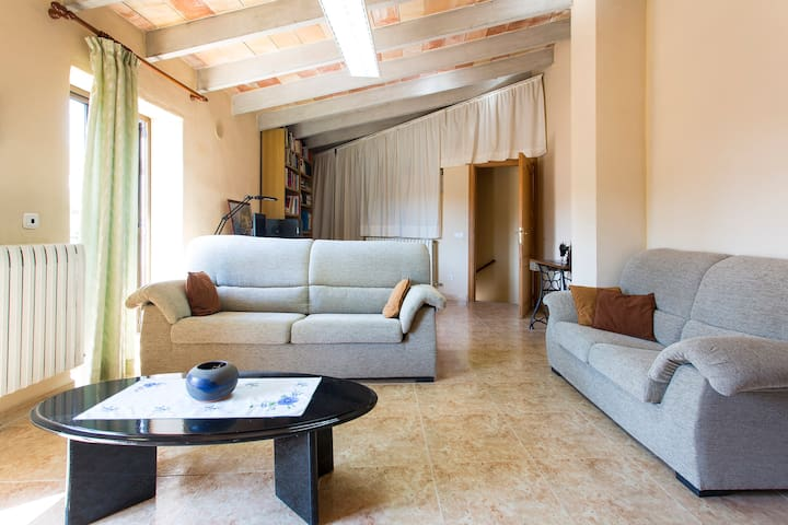 "Quiet Duplex for 4 @ 5min from center ""Es Carreró"" - Inca - Byt"